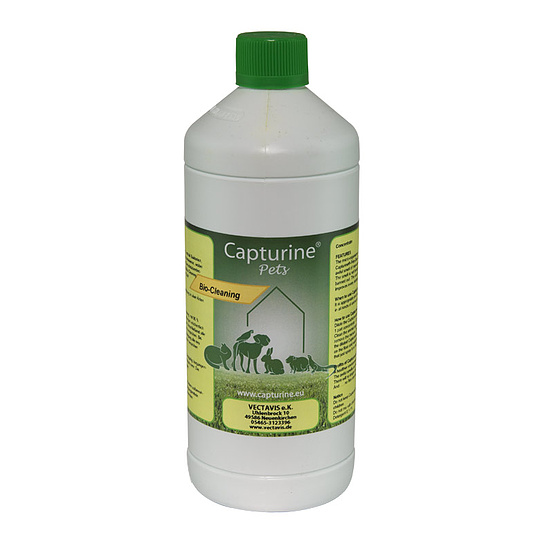 Capturine Pets Bio-Cleaning 1L