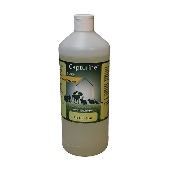 Capturine Anti-Gratt Shampoo 1Liter