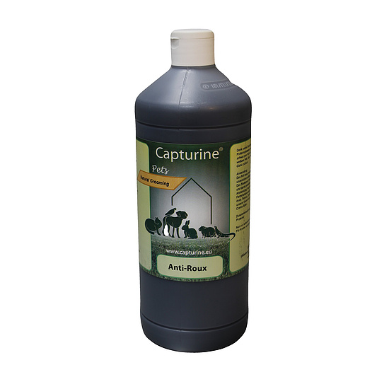 Capturine Anti-Roux Shampoo 1Liter