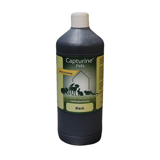 Capturine Black Farbshampoo 1Liter
