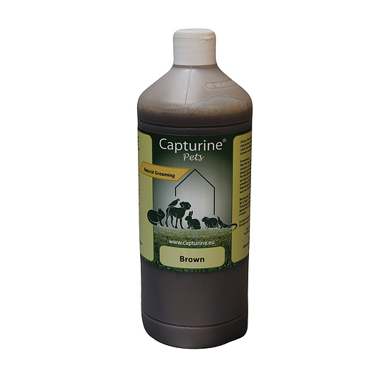 Capturine Brown Farbshampoo 1Liter