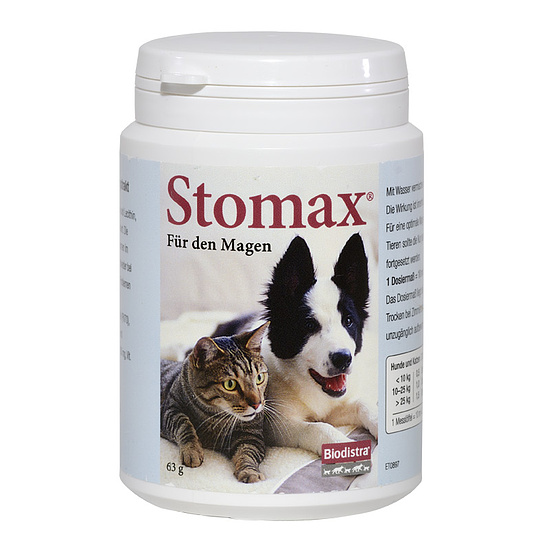 Stomax Nahrungsergänzungsmittel