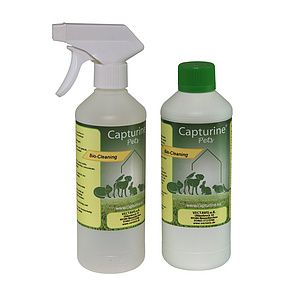 Capturine Pets Bio-Cleaning Starter-Kit